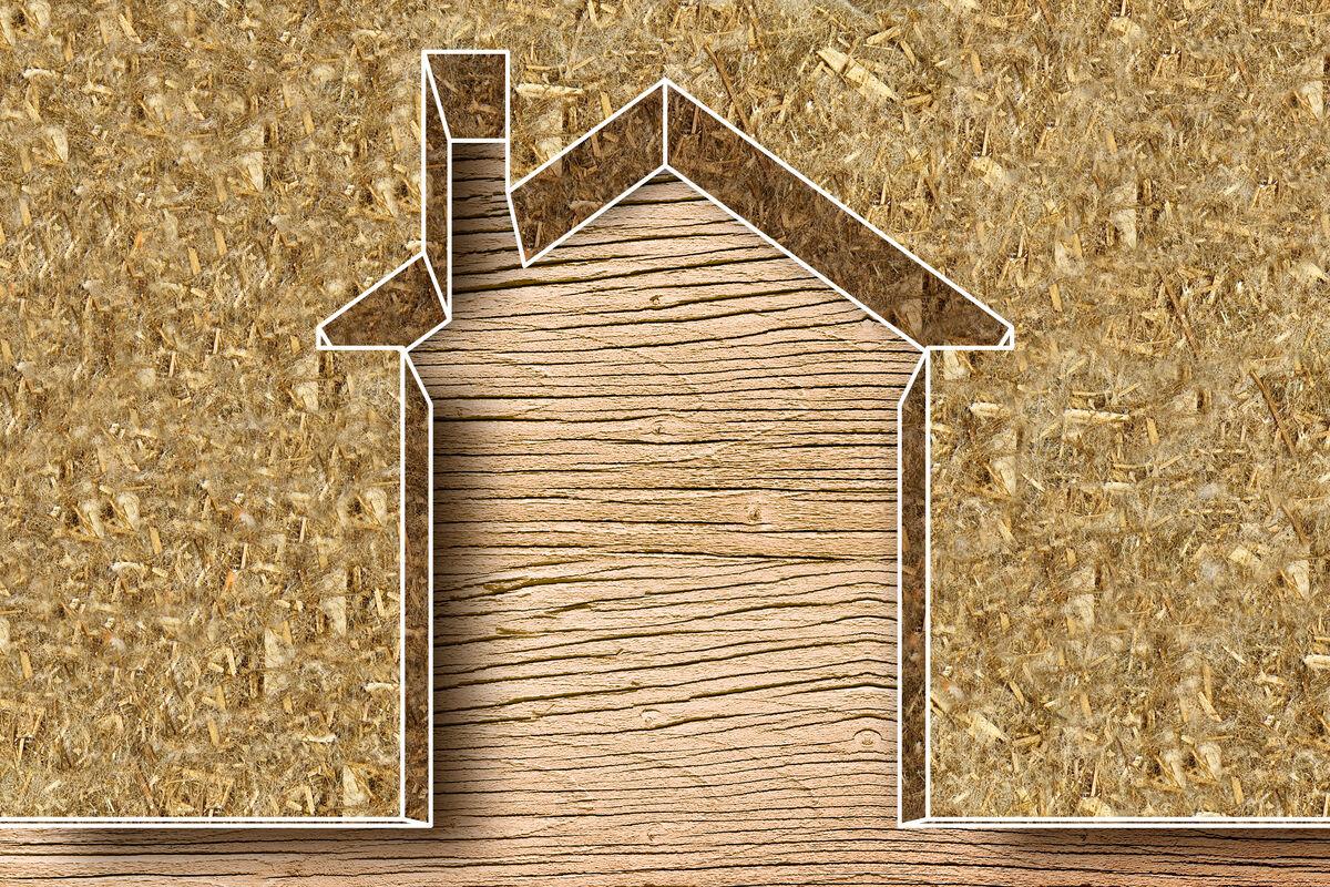 Nachhaltiges Bauen mit Hanf