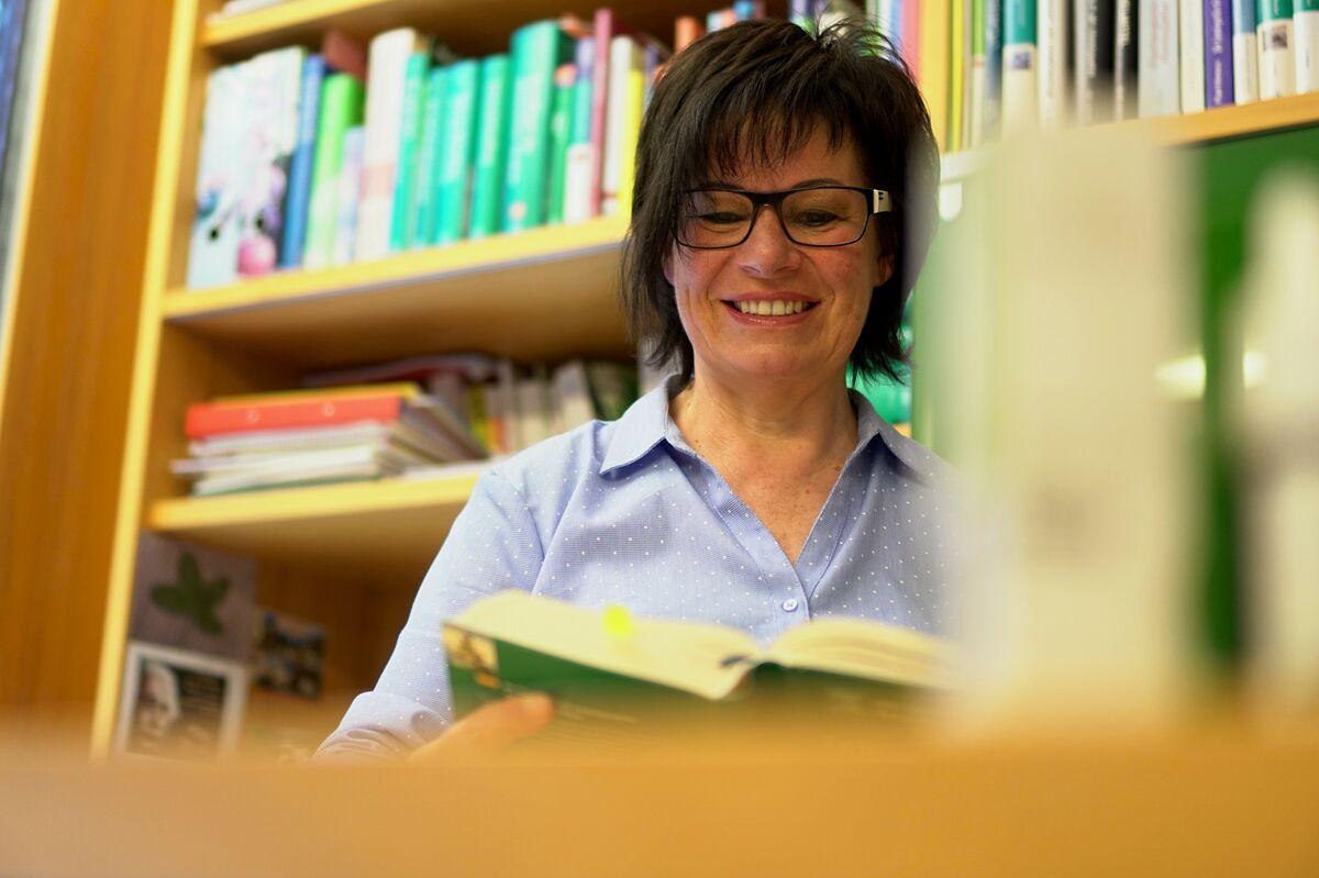 Naturheilpraktikerin Doris Jaeger