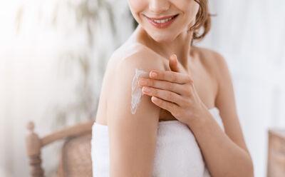 Hautpflege mit CBD