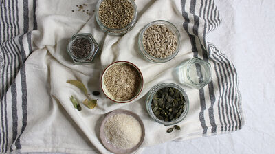 Hanafsan (Tabea Walch) / cracker zutaten